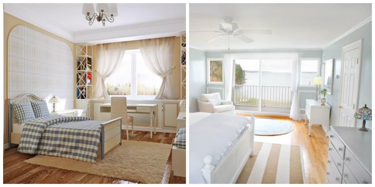 Provence bedroom, stylish design ideas for Provence style bedroom