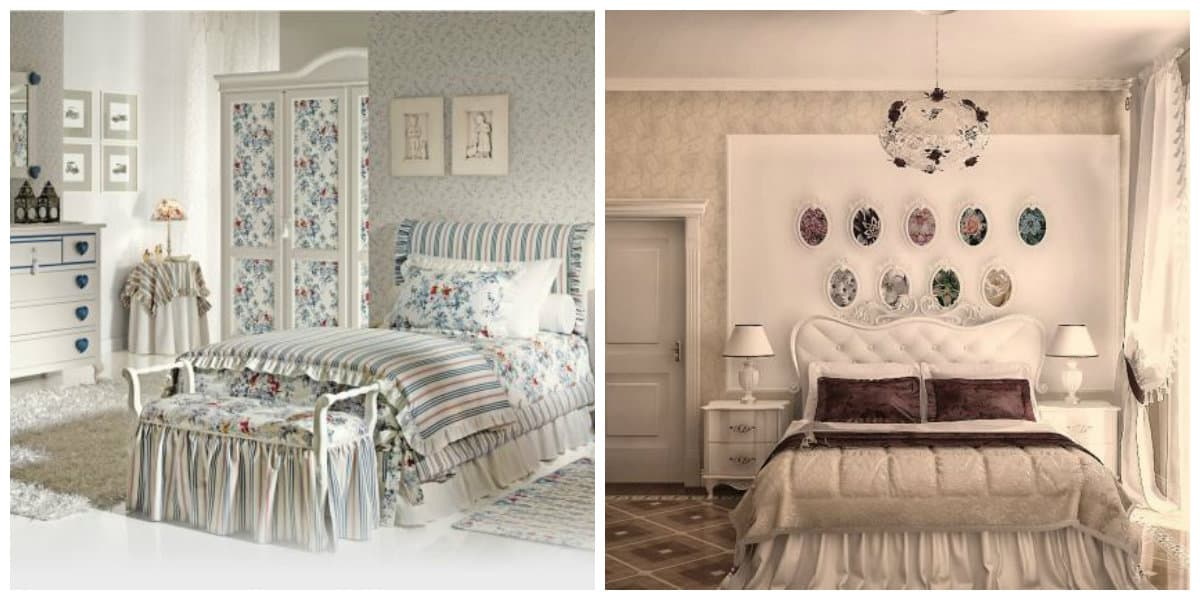 Provence bedroom, stylish trends for Provence style bedroom