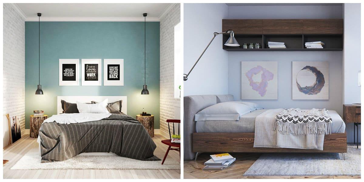 Scandinavian style bedroom, 6 design ideas and tips for Scandinavian bedroom