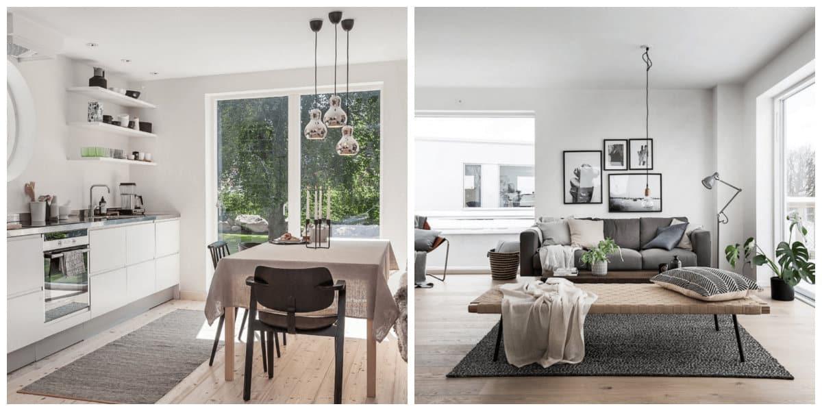Scandinavian style interior, top trends and tips for Scandinavian interior