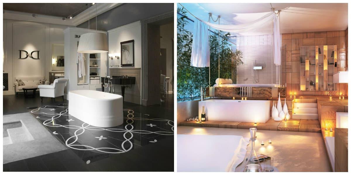 Italian style bathroom, features and trends of Italian bathroom