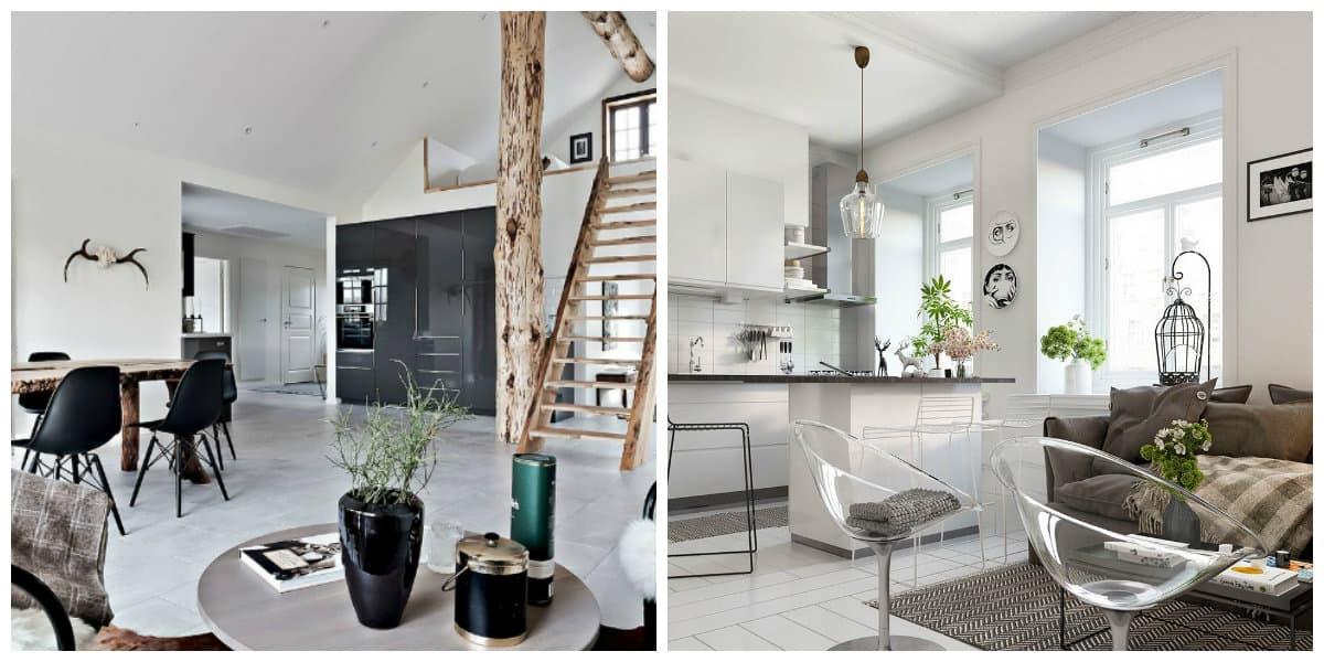Scandinavian apartment design, trends in Scandinavian apartment design