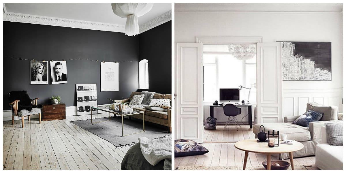 Scandinavian home design, trends of Scandinavian home design