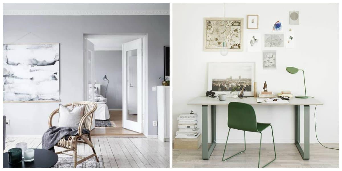 Scandinavian interior design, minimalism in Scandinavian interior design, lighting in Scandinavian interior design