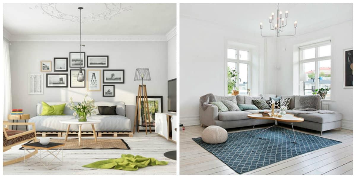 Scandinavian style chandeliers, features of Scandinavian style chandeliers