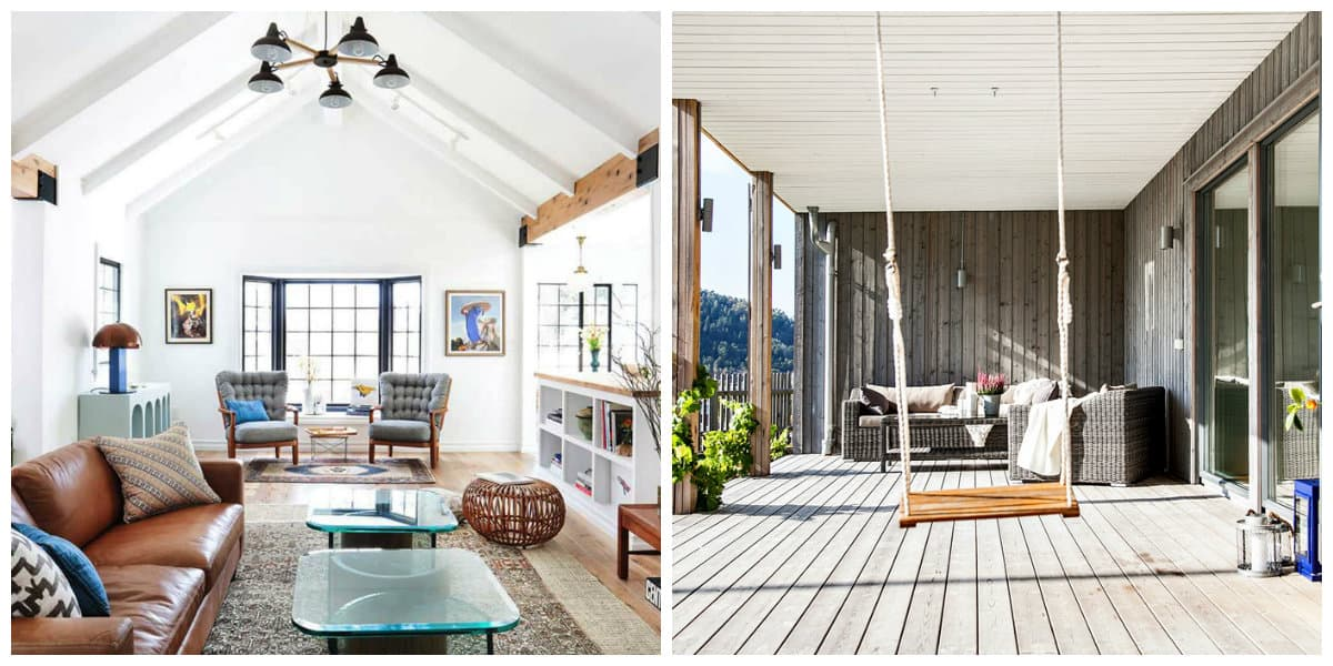 Scandinavian style house, stylish design ideas and tips for Scandinavian house