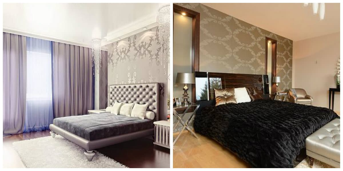 art deco interior style, luxury finishes in art deco interior style