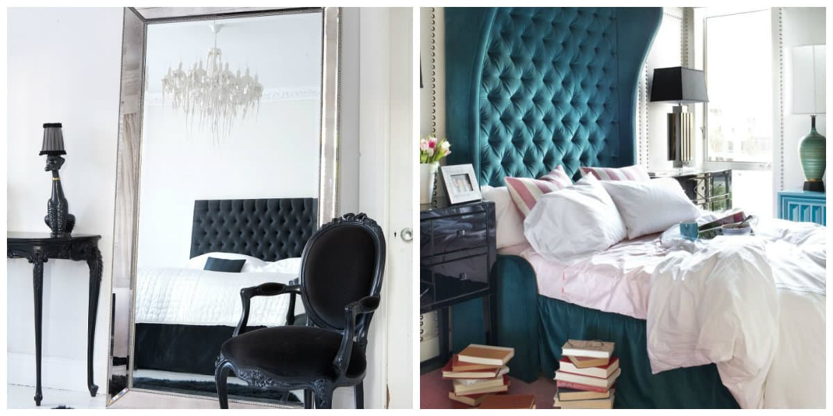 Art deco style bedroom: features and trends of art deco ...