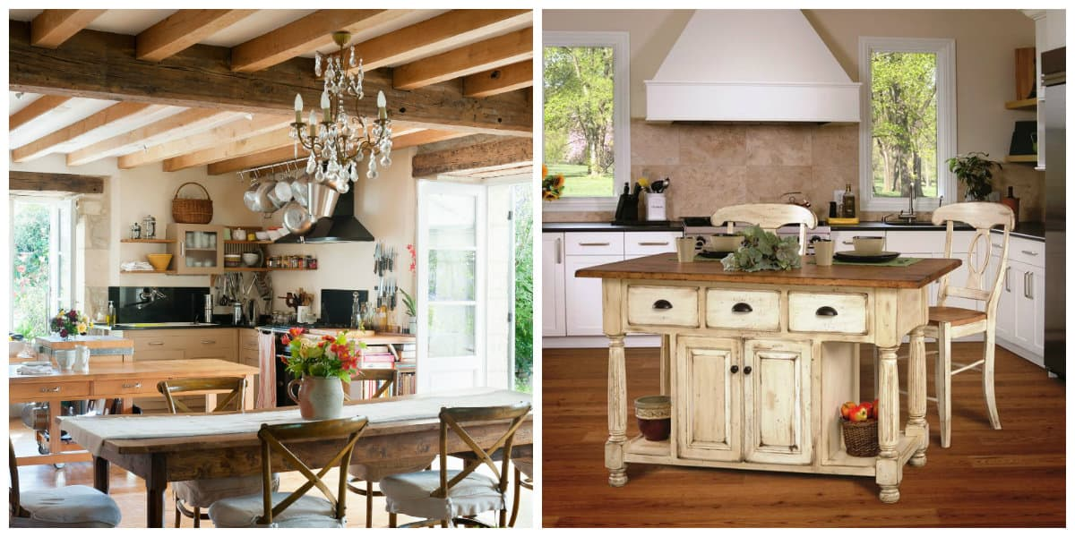 country style furniture, French style country furniture
