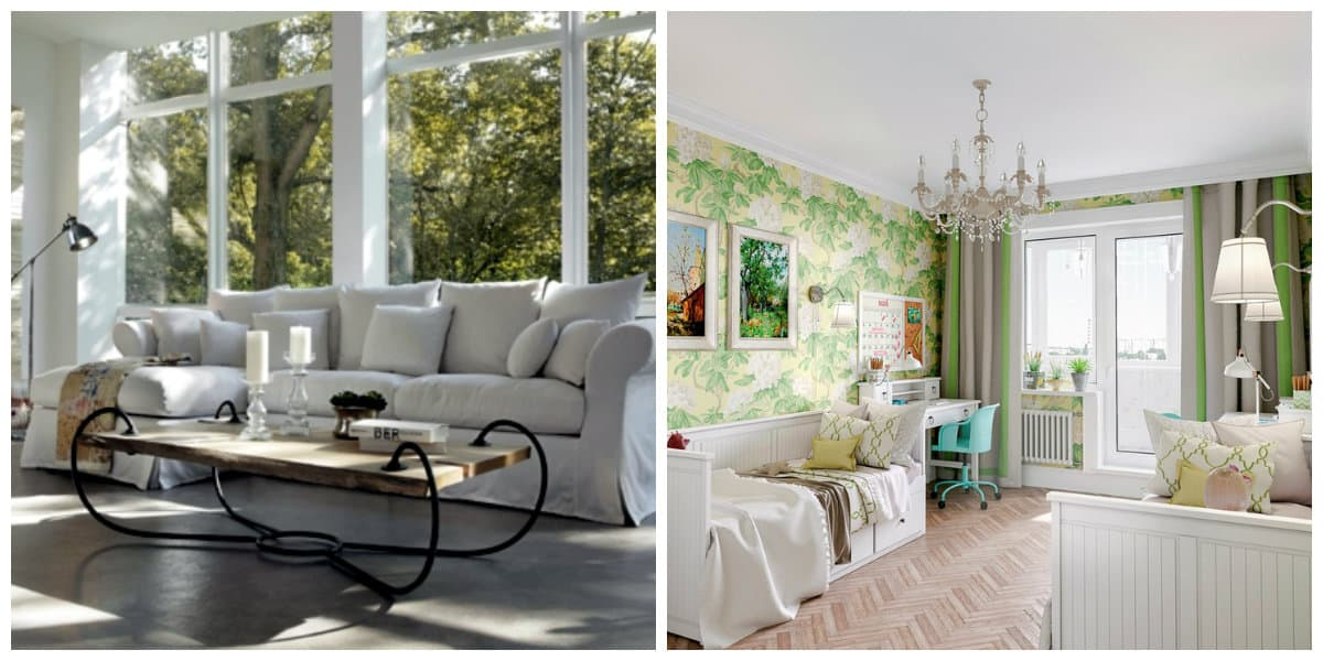 country style interior design, Provence style country interior design