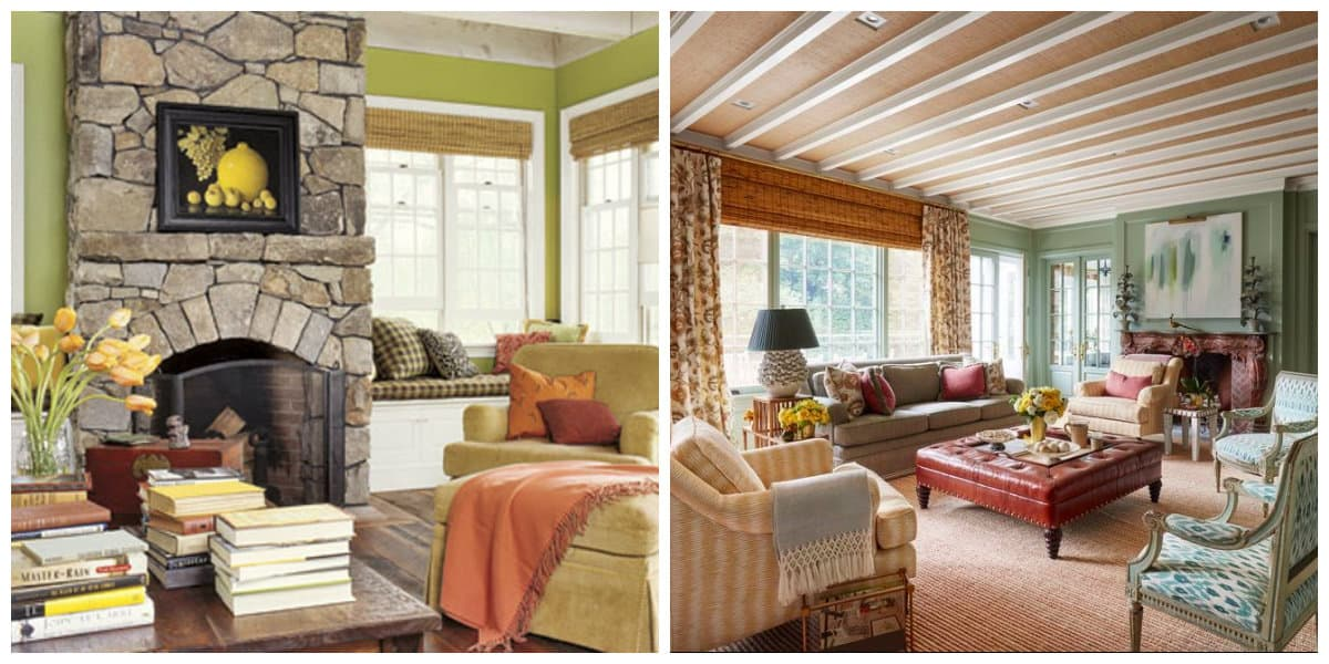 Country Style Interior Design, Top Features And Design Ideas For Country  Design
