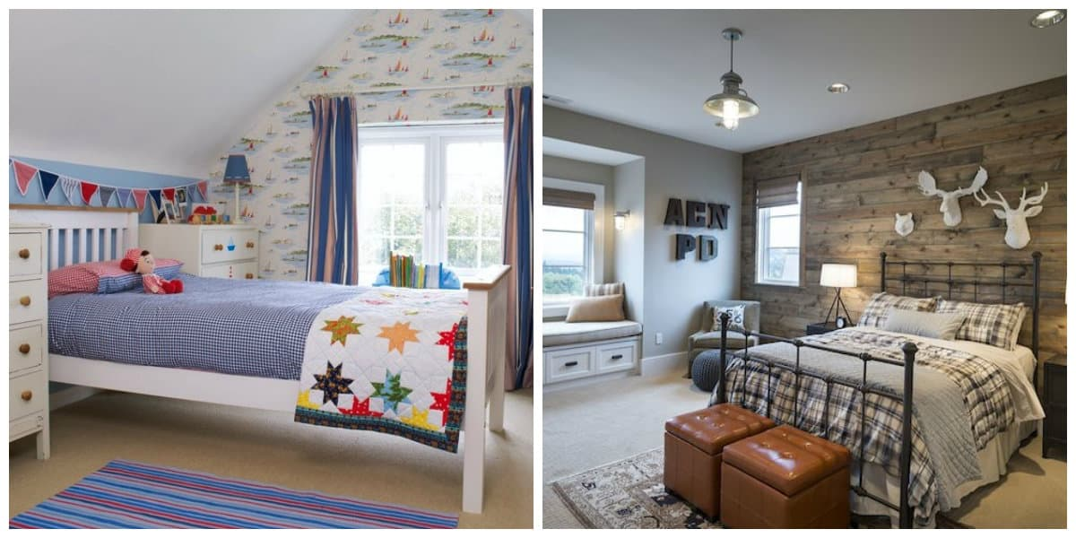 country style kids room, options for country style kids room