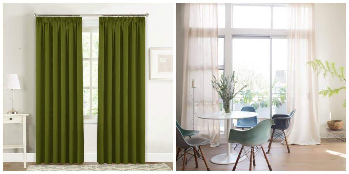 loft curtains, best options for attic window design in your home