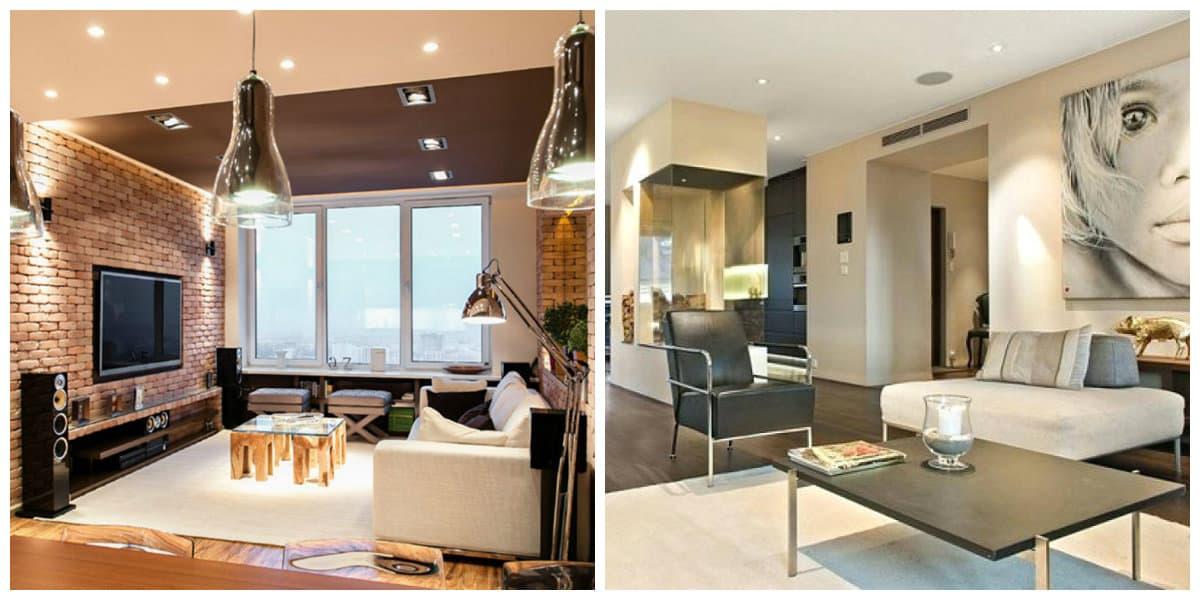 loft style apartment, decor ideas in loft style apartment design