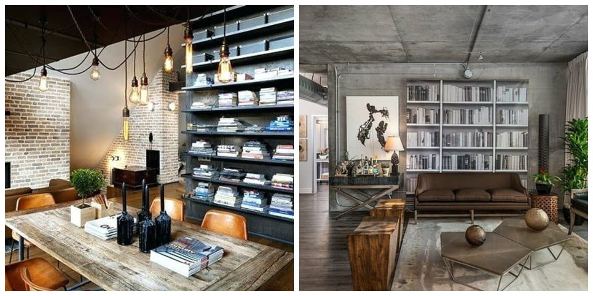 loft style apartment, furnishing ideas for loft style apartment