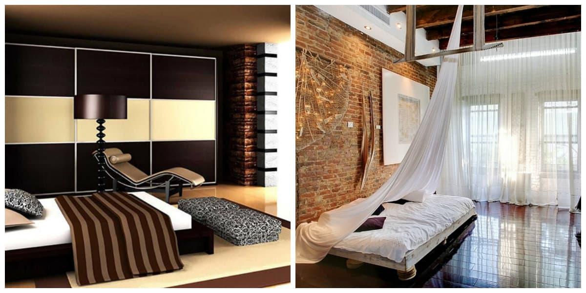 loft style bedroom, furniture trends in loft style bedroom
