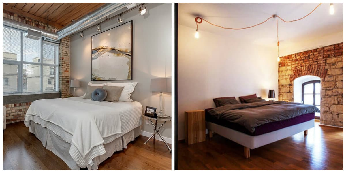 Loft Style Bedroom Trendy Ideas And