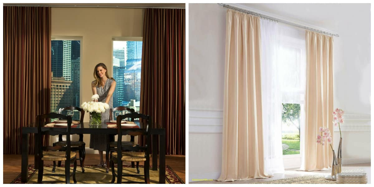 loft style curtains, tips and tricks for loft style curtains
