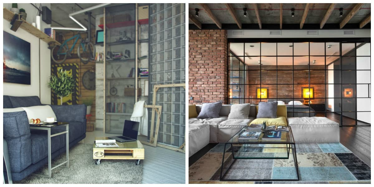 loft style room, trendy features and occurence of loft style room
