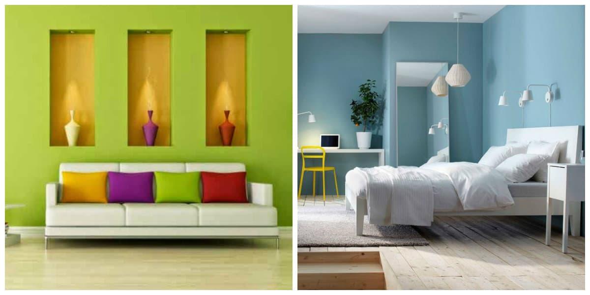 minimalist style room, trendy colors for minimalist style room