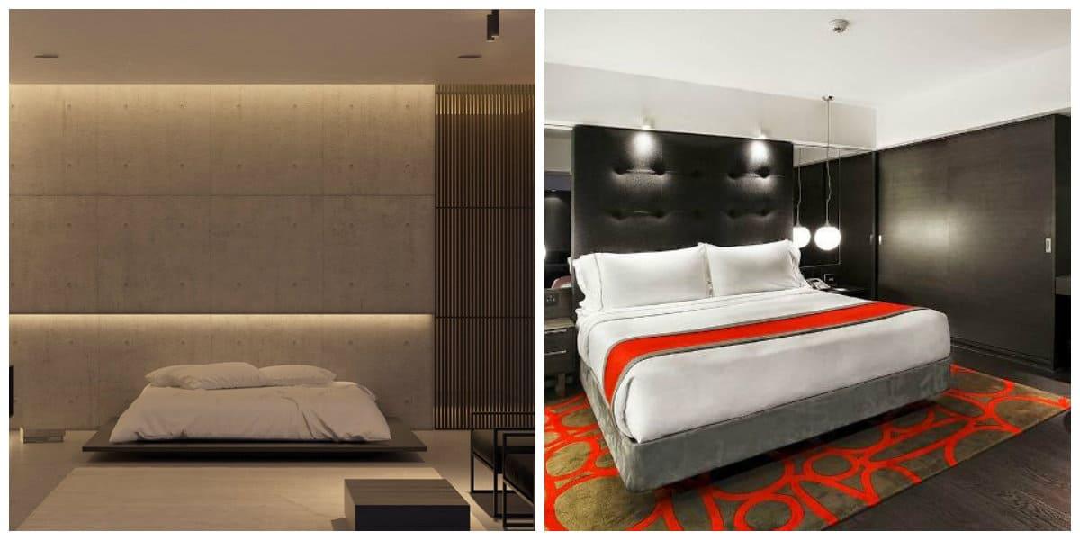 minimalist style room, minimalistic style bedroom design