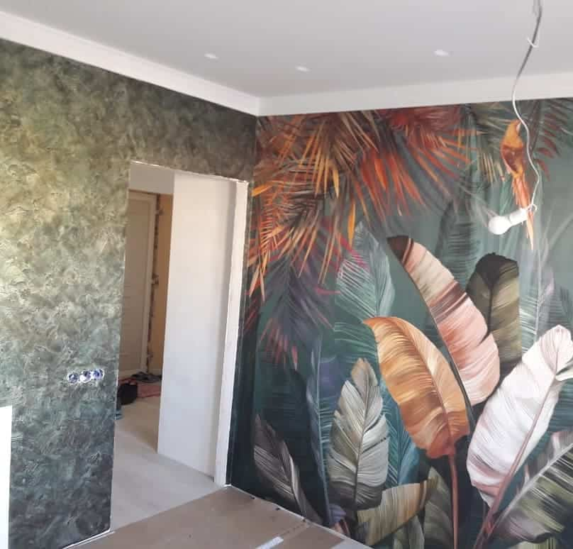 15 Home Decor Trends For 2020: Top 11 Wallpaper Trends 2020 And Wall Design Ideas For