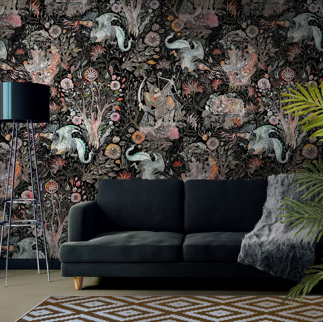 37 Best Small Bedroom Ideas And Designs For 2020: Top 11 Wallpaper Trends 2020 And Wall Design Ideas For