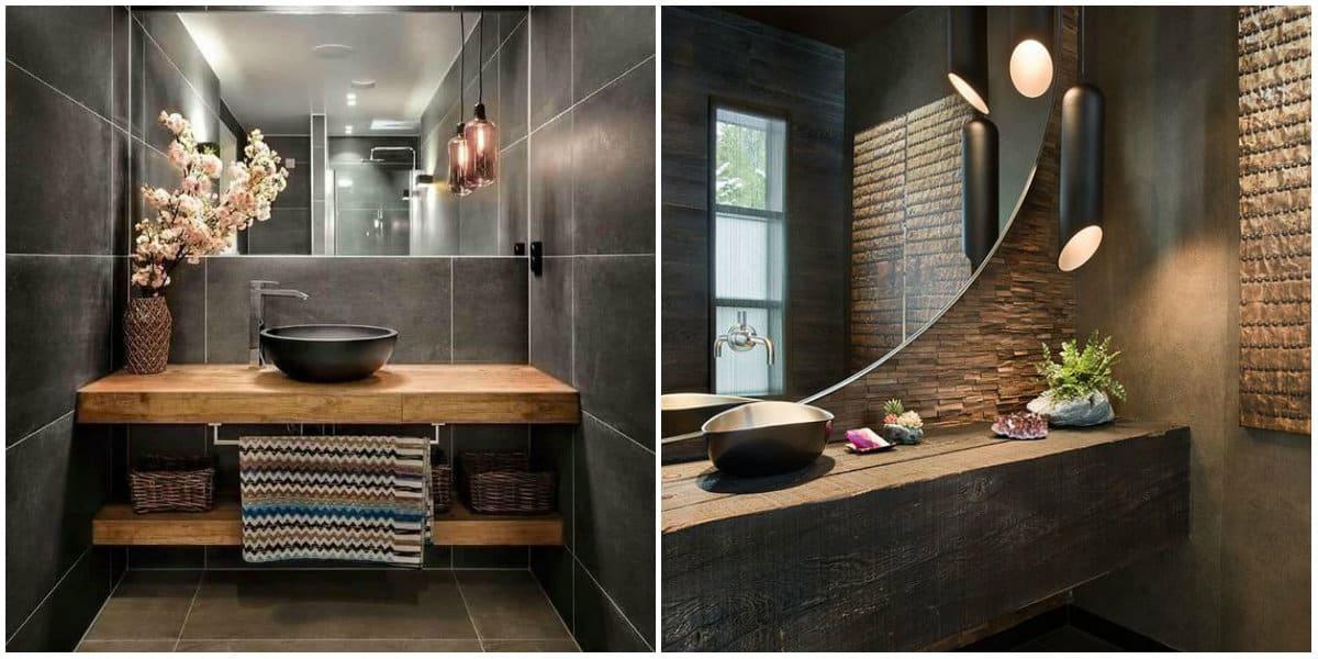 Bathroom trends 2019: Scandinavian style