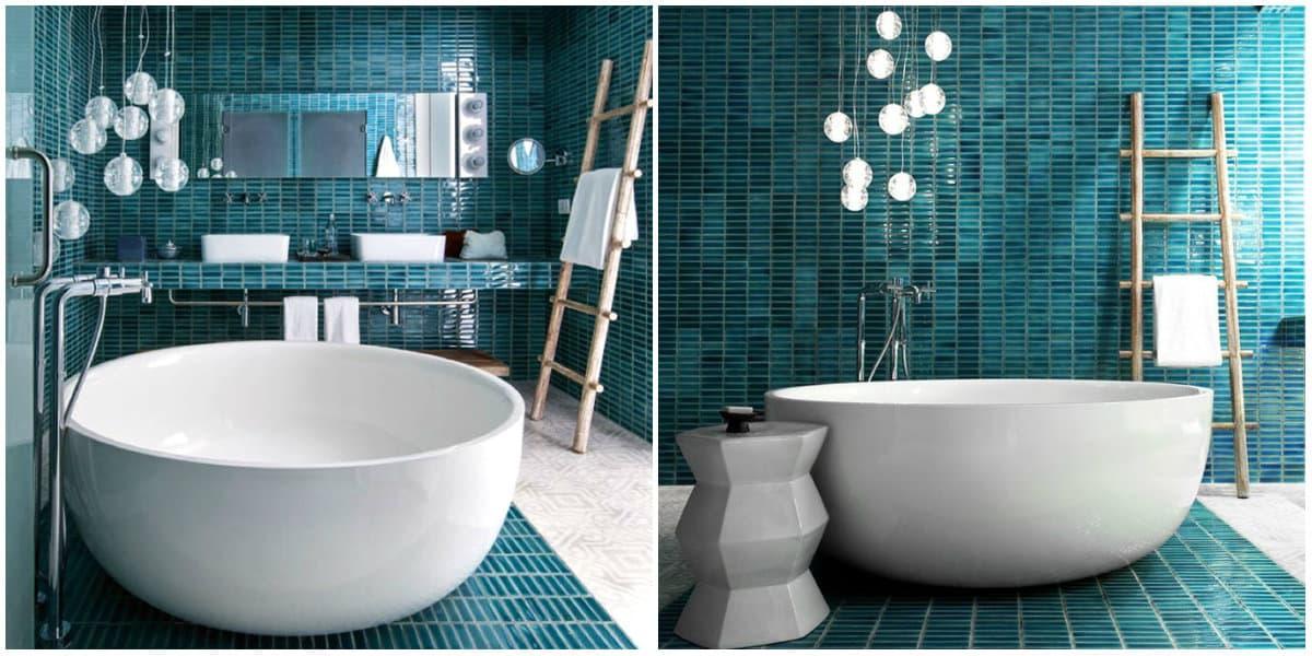 Bathroom trends 2019: Japanese bathroom