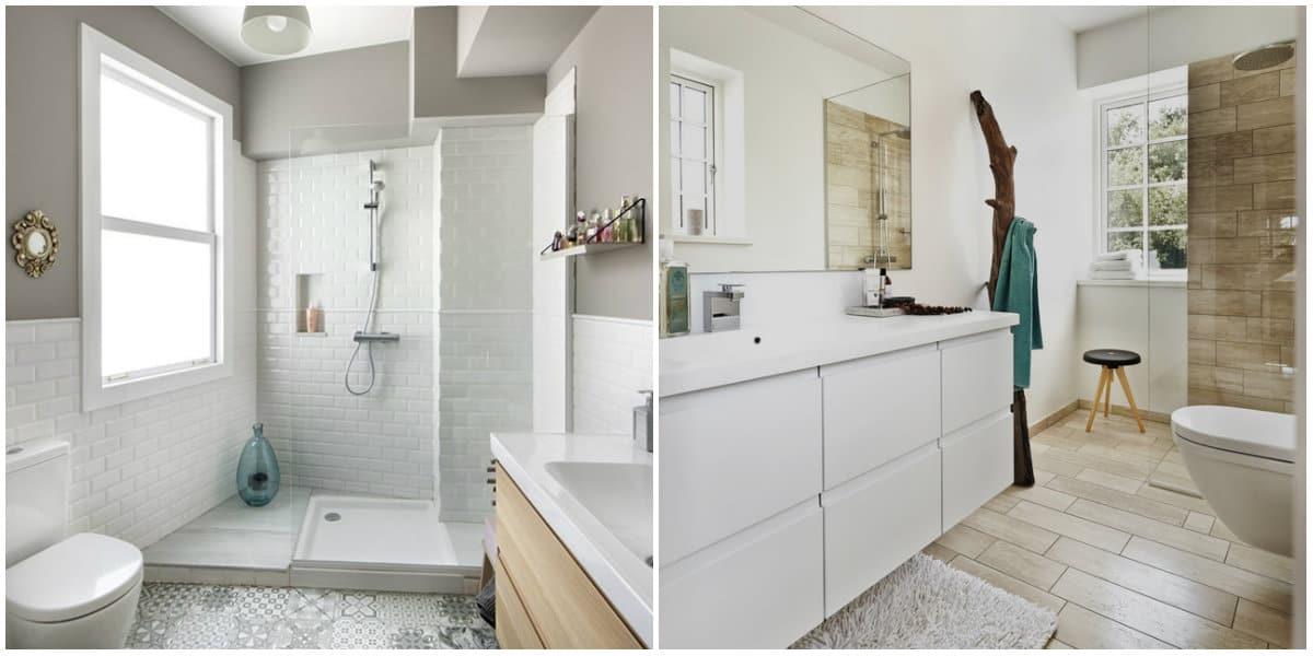 Bathroom trends 2019: Vintage bathroom