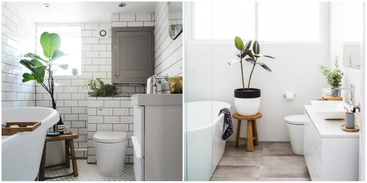 Bathroom trends 2019: Loft style bathroom