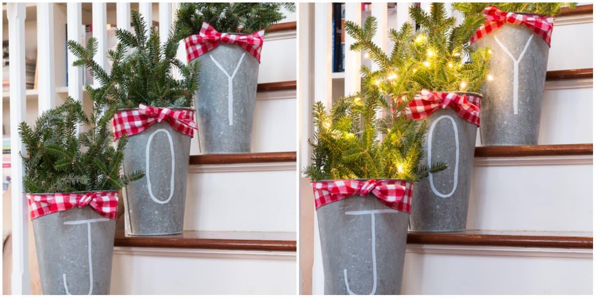 Christmas decorations 2019: Christmas lights