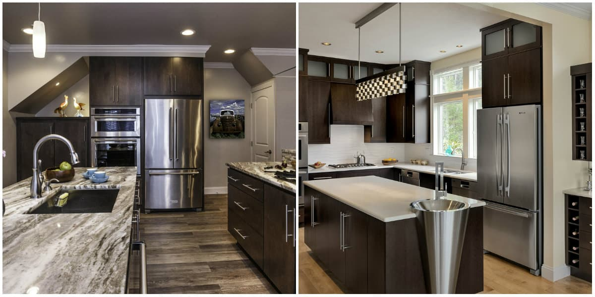 Kitchen ideas 2019: Trendy fashion design