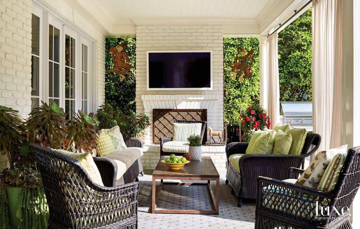 Modern interior 2019: Eco style: Interior design