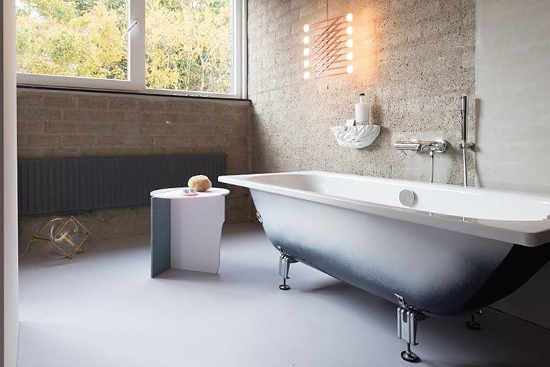 Modern interior 2019: Bathroom design in Minimalism