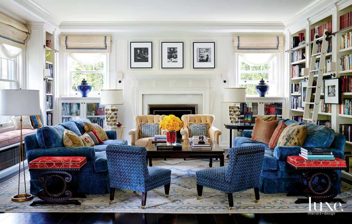 Modern interior 2019: Classic style: Interior design