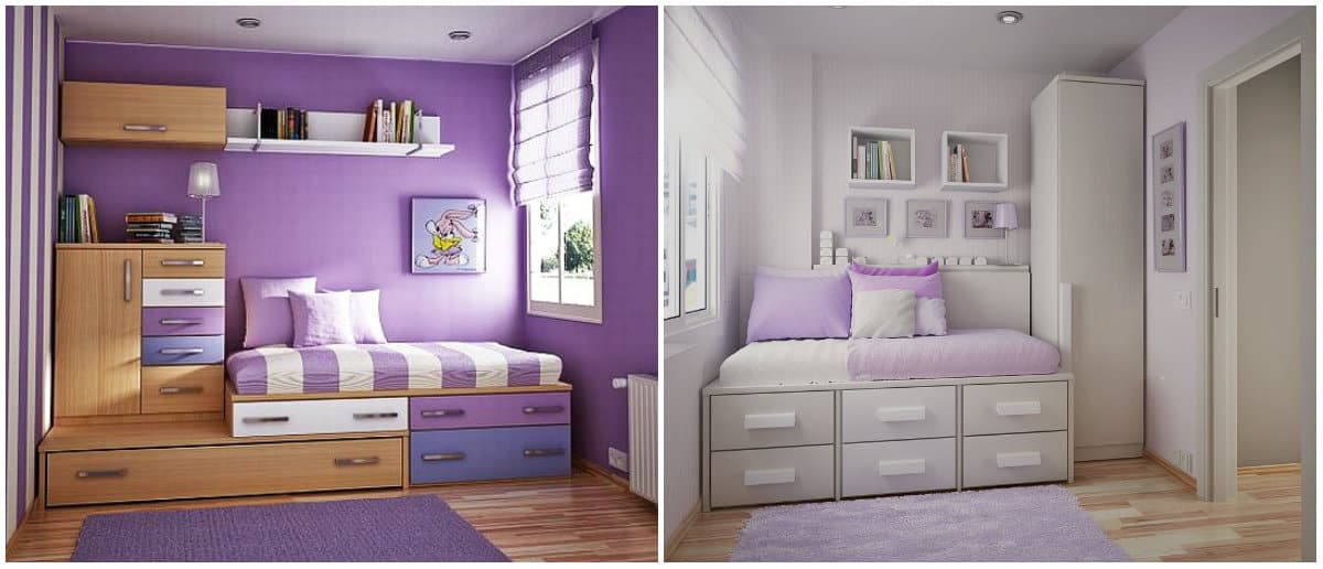 Teen room 2019: Comfortable room design