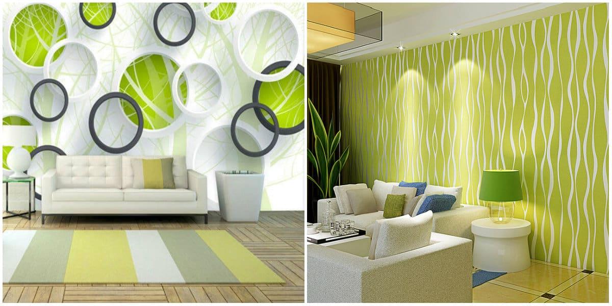 Wallpaper design2019: Eco design wallpapers