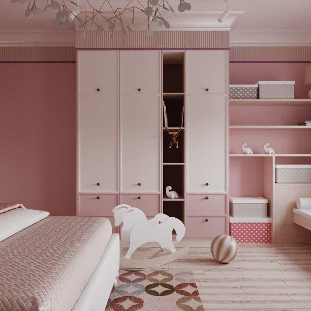 Girls bedroom 2020: Girls Room Design Trends