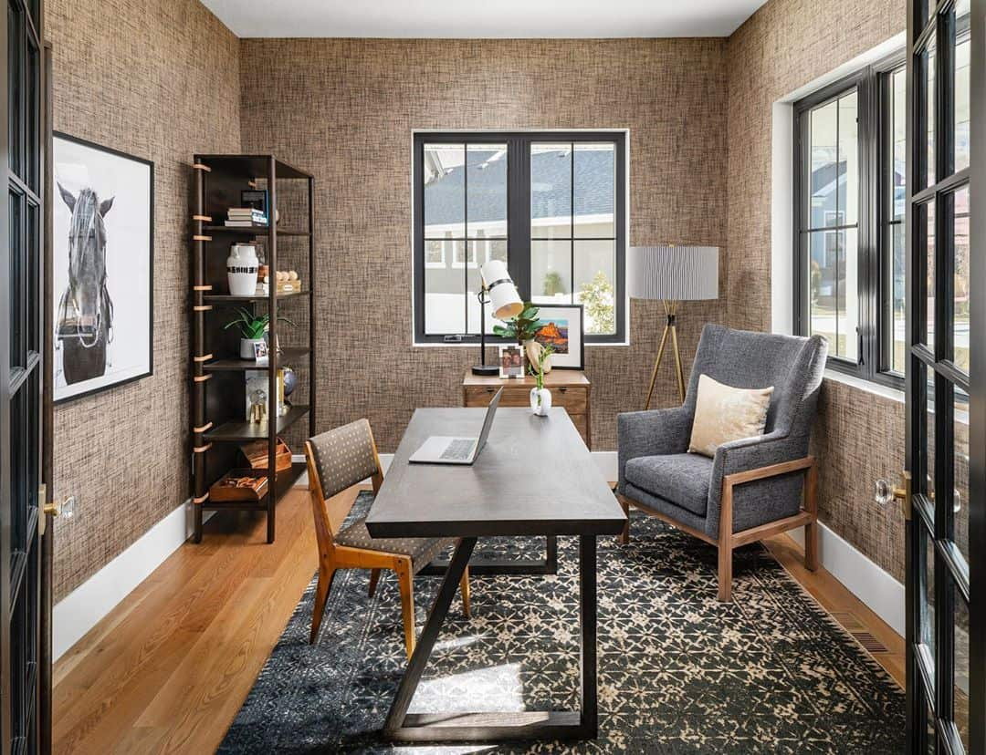 Home office 2020: Original home office ideas and trends for new season