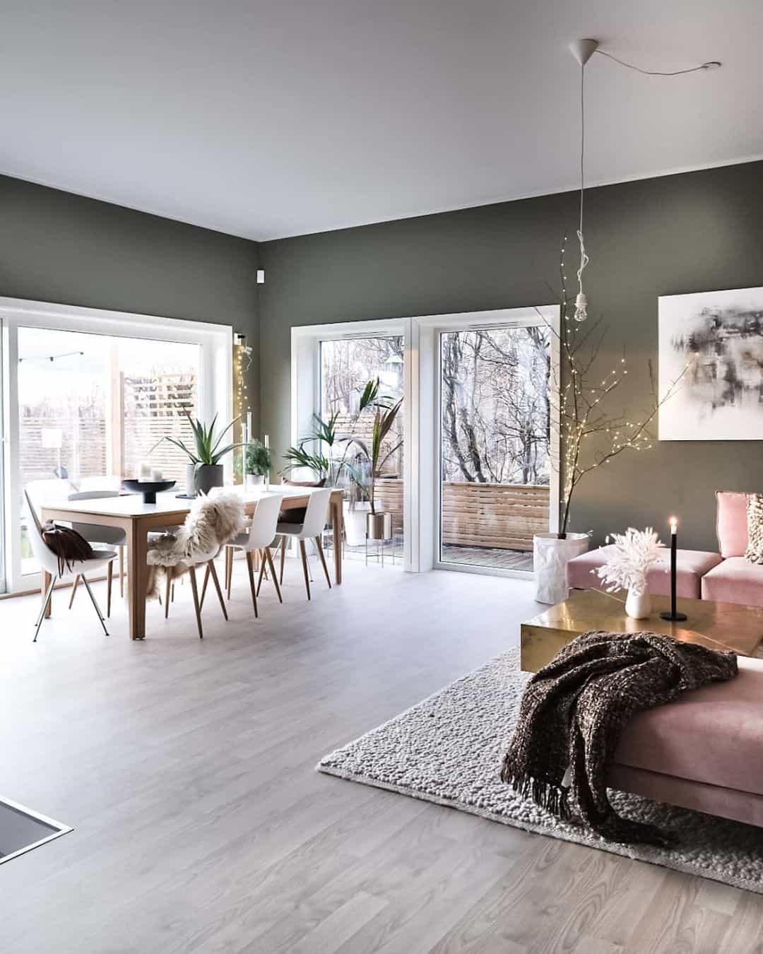 Modern interior 2020: New and creative interior design trends 2020