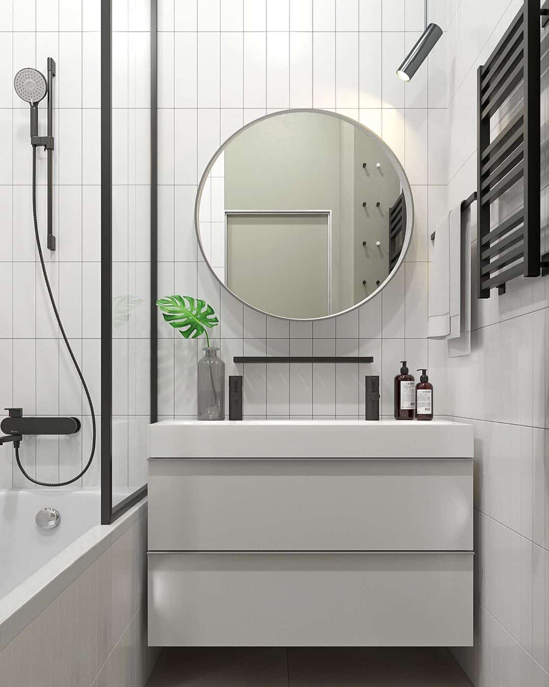 Bathroom trends 2020: How to create a comfortable bathroom design 2020