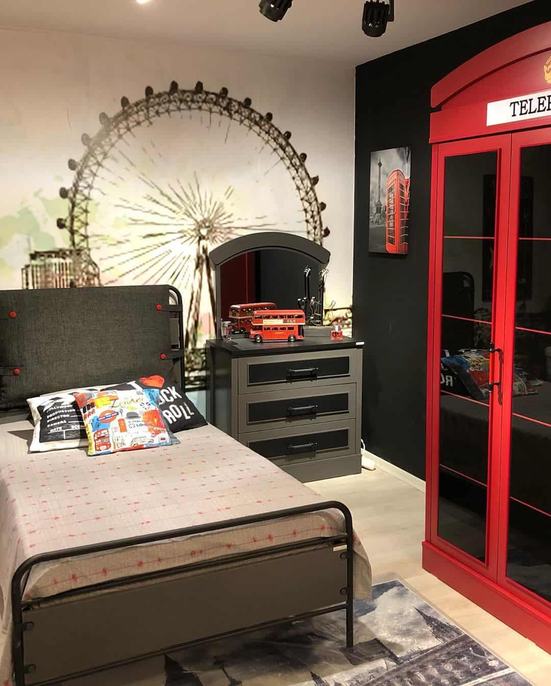 Boys room 2020; Boys room Design Trends