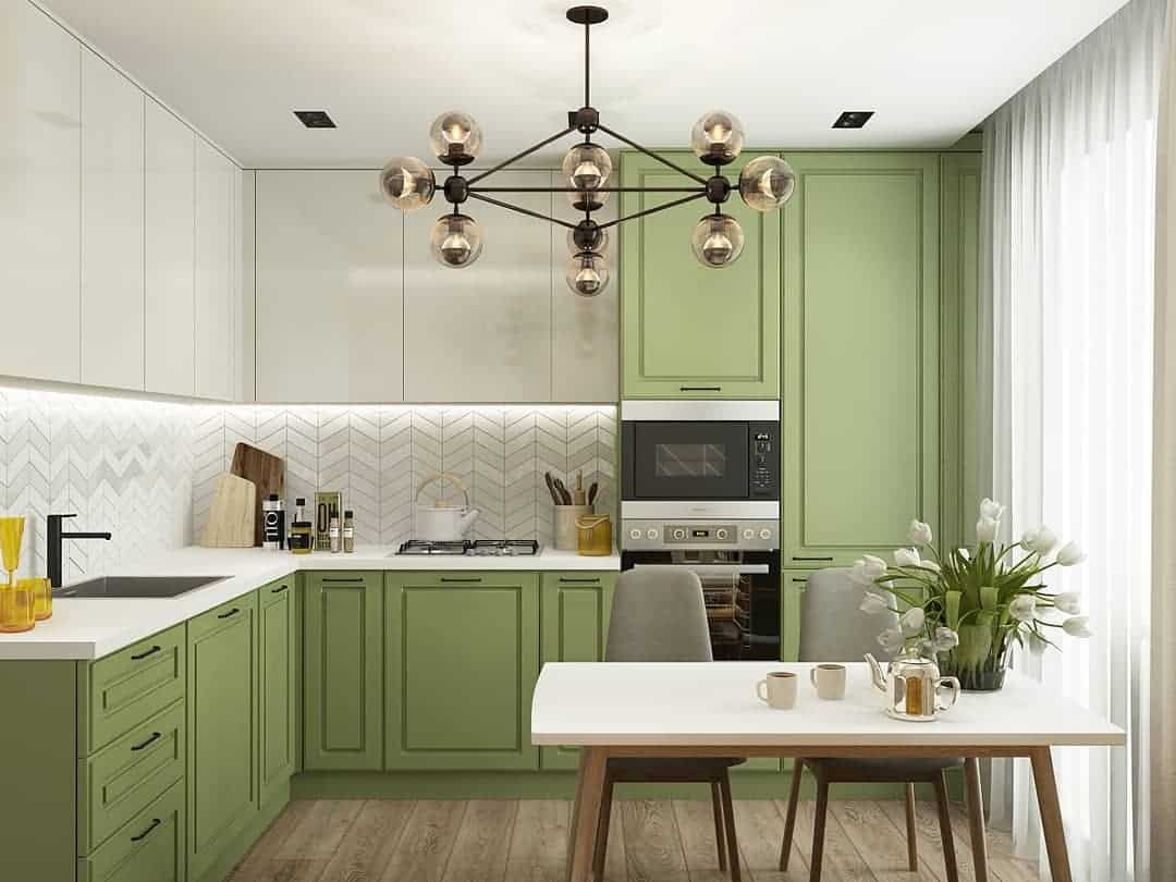 Home trends 2020: Main rules for interior color combinations for home