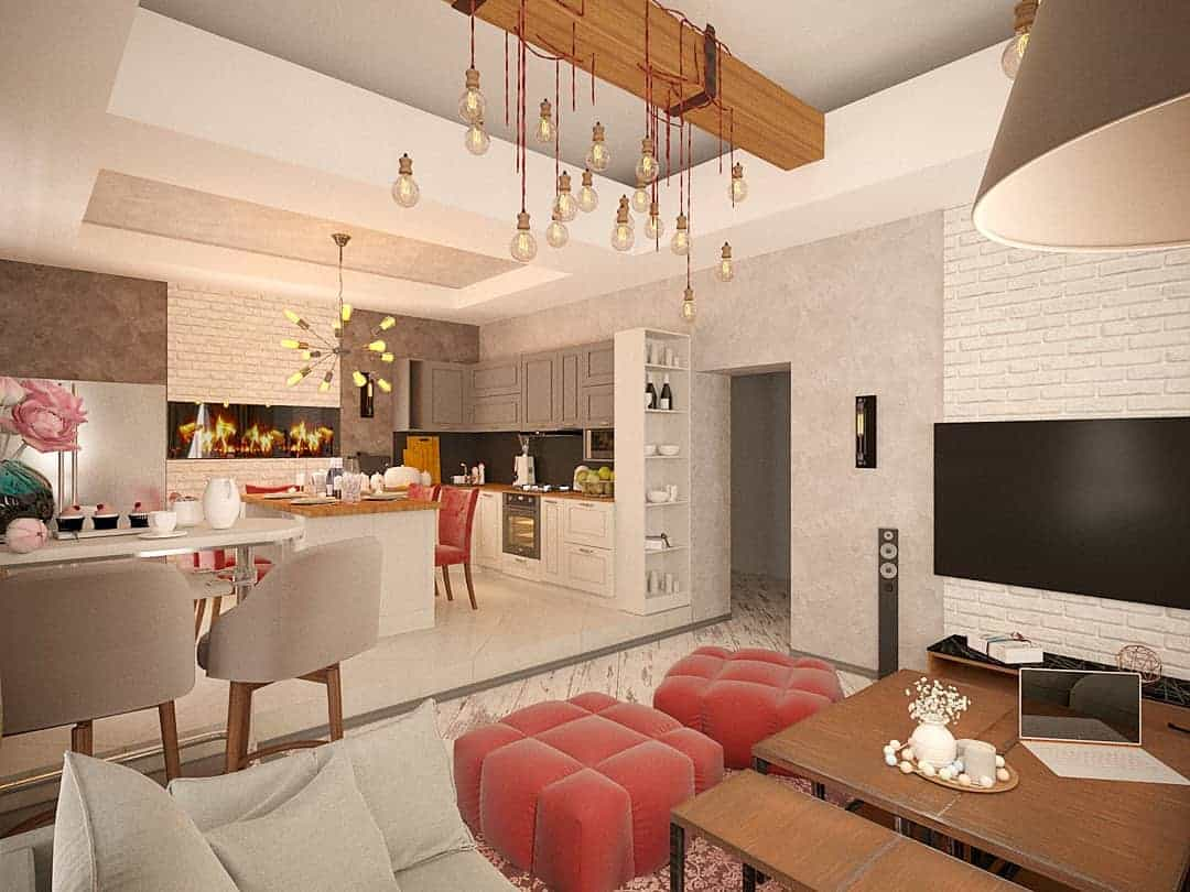 Interior design trends 2020: 65 Best Ideas, Photos ans Videos for you