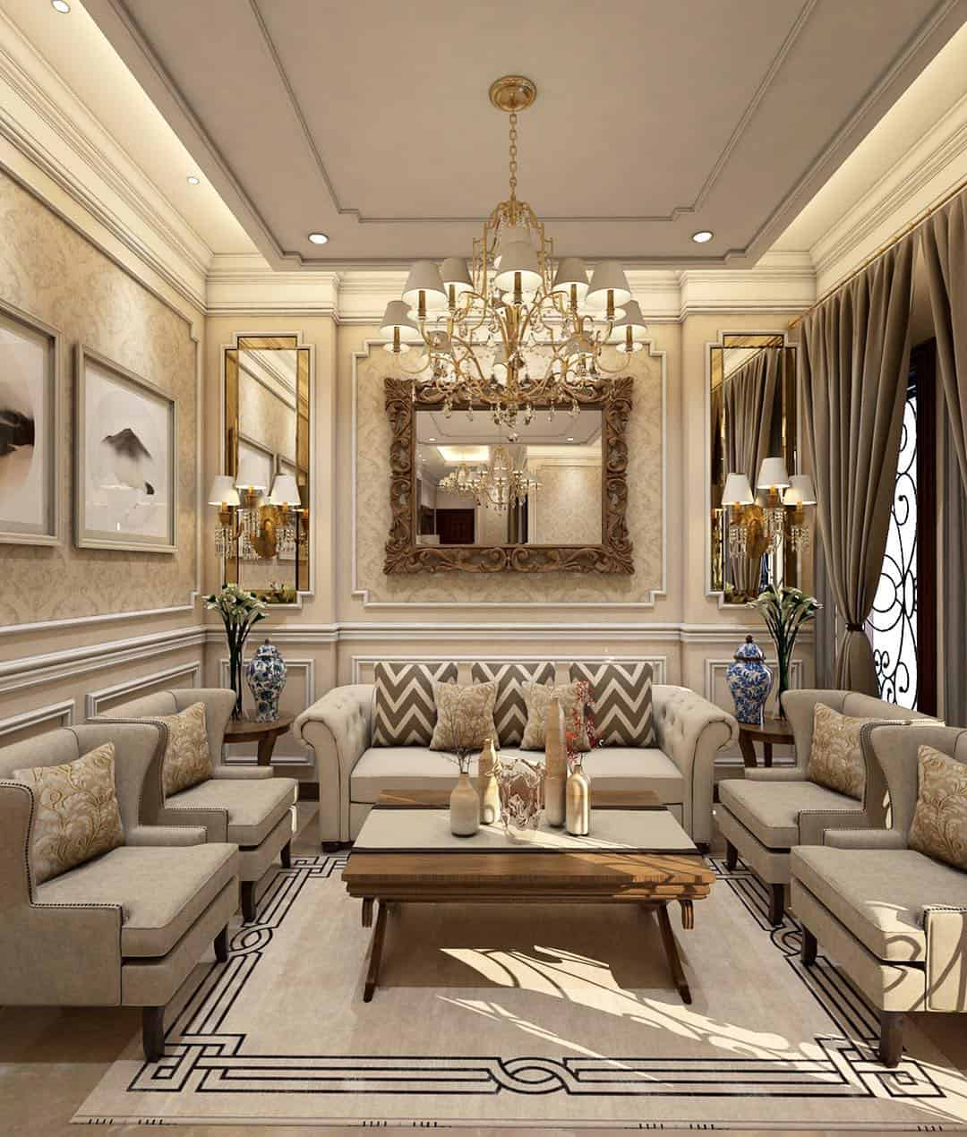 Living room design 2020: Trends and interesting ideas for stylish design
