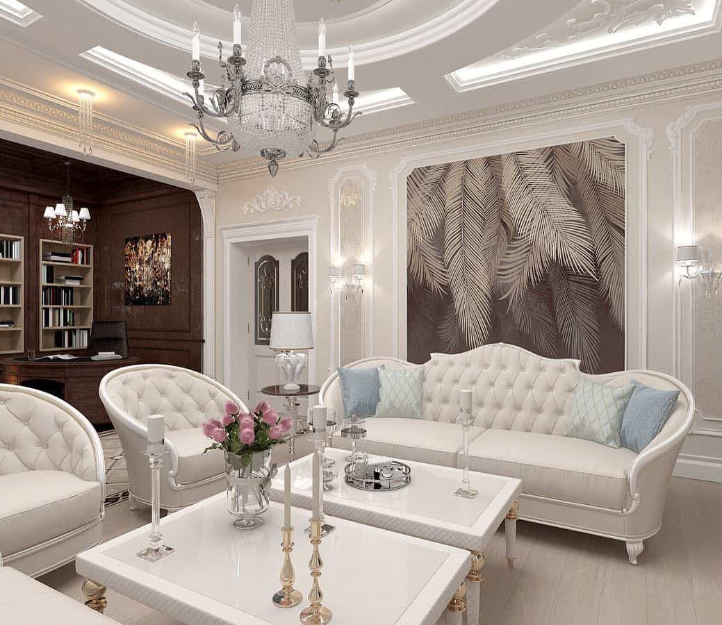 Living Room Furniture 2020: Trends, Colors (32+Photos and ...