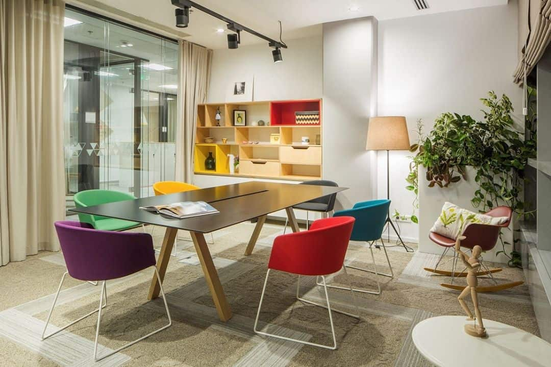 Office Trends 2021: 20 Most Original Interiors for The Office