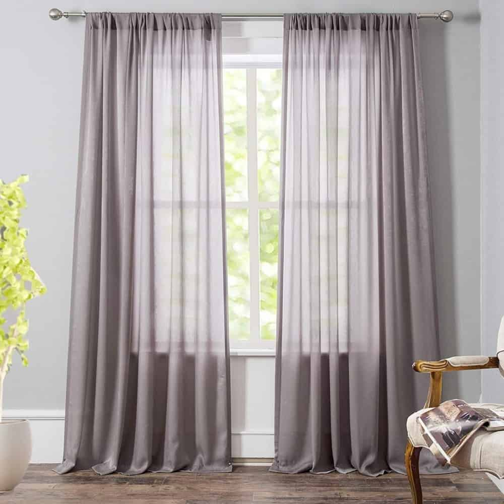 Modern Curtains 2021 Top 18 Trendiest Ideas For Your Interior