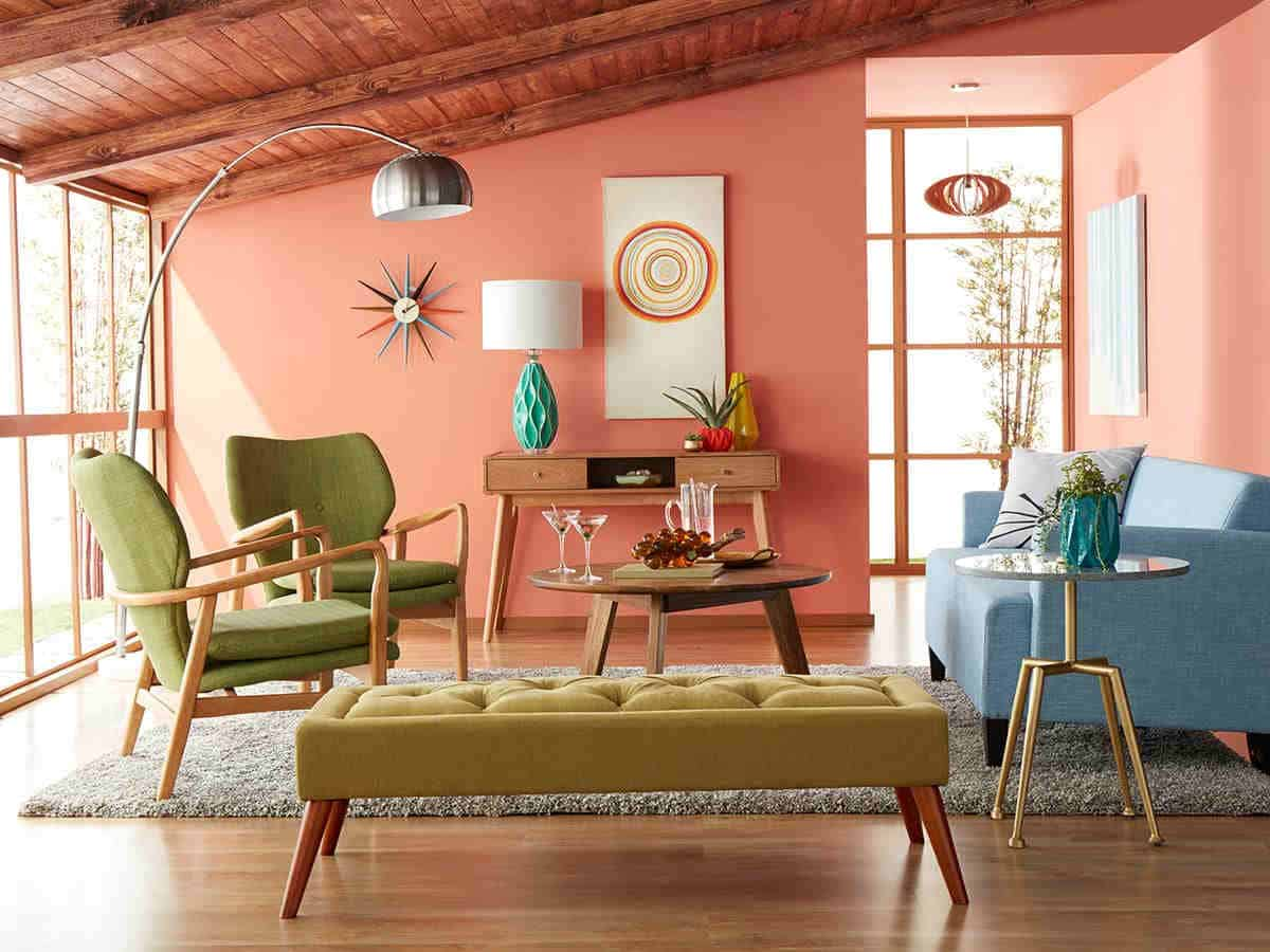 15 Useful Tips to Create Mid Century Interior in Your Home